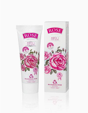 Rose Aqua+ Face Mask by Bulgarian Rose