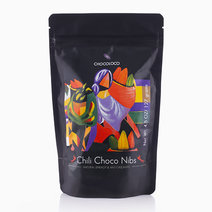 Chili Choco Nibs (127g) by Chocoloco
