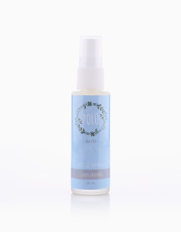 No. 2 Spray in Lemon Lavender (30ml) by POLŪ