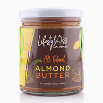 Almond Butter (240g) by Lifestyle Gourmet