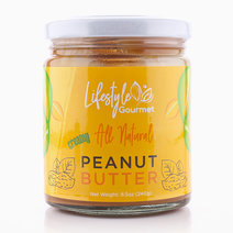 All Natural Peanut Butter (240g) by Lifestyle Gourmet