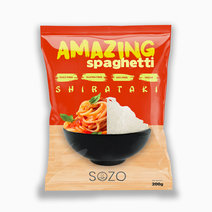 Shirataki Spaghetti (200g) by SOZO Natural