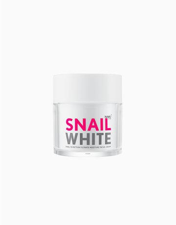 Snail Secretion Filtrate Moisture Facial Cream (30ml) by SNAILWHITE