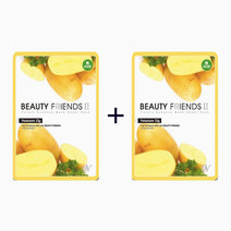 Potato Mask Sheet (Buy 1, Take1) by BEAUTYFRIENDS II