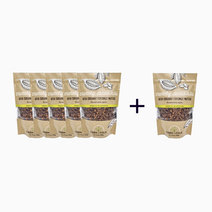 Crunchy Cacao Nibs with Organic Coconut Nectar (500g) (Buy 5, Take1) by Farm to Folk