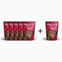 Hazelnut Black Forest Granola (250g) (Buy 5, Take1) by Amazin' Graze