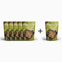 B5t1 amazin  graze matcha green tea granola (250g)