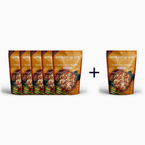 Salted Gula Melaka (Salted Caramel) Granola (250g) (Buy 5, Take1) by Amazin' Graze