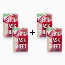 Apple Slice Face Mask Sheet (Buy 2, Take 2) by Kocostar