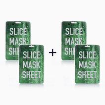 Cucumber Slice Face Mask Sheet (Buy 2, Take 2) by Kocostar