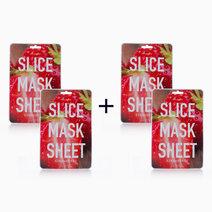 Strawberry Slice Face Mask Sheet (Buy 2, Take 2) by Kocostar