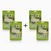 Kiwi Slice Face Mask Sheet (Buy 2, Take 2) by Kocostar