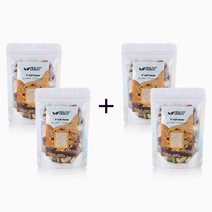 Y'all Nuts Pasteurized Unsalted Mixed Nuts (85g) (Buy 2, Take 2) by Healthy Munch