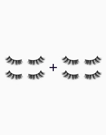 Luxury Mink Lashes (Buy 2, Take 2) by She's Dazzled