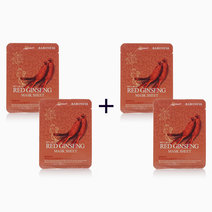 Red Ginseng Mask (Buy 2, Take 2) by Baroness