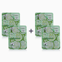 Cucumber Mask (Buy 2, Take 2) by 3W Clinic