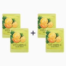 Vitamin-C Mask Sheet (Buy 2, Take 2) by Baroness