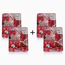 Pomegranate Mask (Buy 2, Take 2) by 3W Clinic