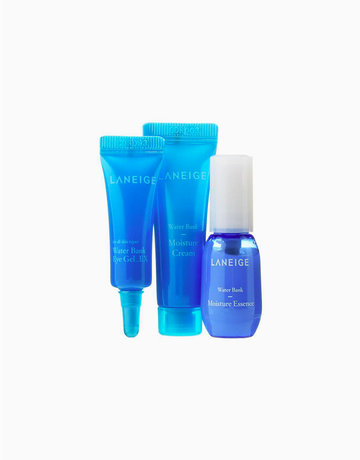 Water Bank Moisture Kit (3 Items) by Laneige