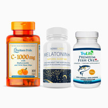 Immunity Supplements Bundle by BeautyMNL