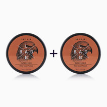 Supersonik Water-Based Pomade (Buy 1, Take 1) by Bad Lab