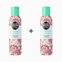 Sensible & Serene Lightening Feminine Hygiene Wash (150ml) (Buy 1, Take 1) by Good Virtues Co