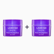 Water Sleeping Mask Lavender (15ml) (Buy 1, Take 1) by Laneige