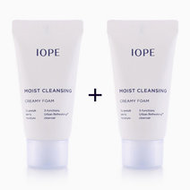 Moist Cleansing Creamy Foam (15ml) (Buy 1, Take 1) by Iope