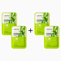 Labotica Skin Soft Mask Bamboo (Buy 2, Take 2) by Leaders InSolution