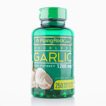 Odorless Garlic (1200mg x 250 Softgels) by Piping Rock