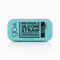 XWide Reusable Straw w/ Case by GoSili