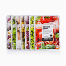 Superfood Tomato Salad Mask Package by Farmskin