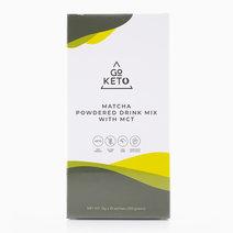 KETO Matcha (10x120g) by Go Keto