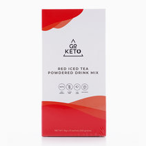 KETO Red Iced (10 x 100g) by Go Keto