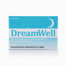 No-melatonin, Spine Date Seed Extract (500mg, 60 caps) by DreamWell