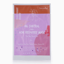 Acne Recovery Cheat Sheet Mask by Breathe Beauty