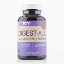 Digest-ALL 100% Vegetarian Enzymes (100 Capsules) by MRM