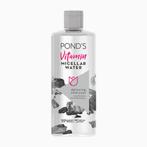Detoxing Charcoal Micellar Water 400ml by Pond's