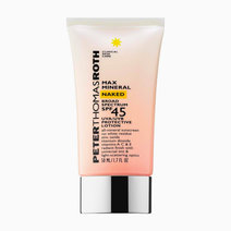 Ptr max mineral naked broad spectrum spf 45 lotion
