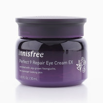 Perfect 9 Repair Eye Cream EX by Innisfree