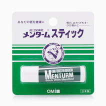 OMI Menturm Lip Balm with Menthol by OMI Menturm