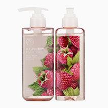 Raspberry body wash