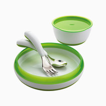 Toddler Feeding Set (4-Piece Set) by Oxotot
