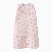 SleepSack Swaddle in Watercolor Rose by Halo