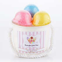 Sweet Gelato Trio Cup by The Soap Farm