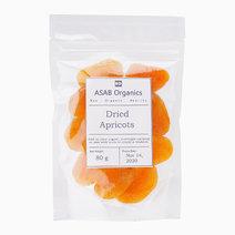 Dried Apricots (80g) by ASAB Organics
