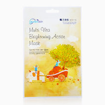 Multi Vita Brightening Active Mask by Purenskin Korea