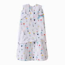 SleepSack Swaddle in Multicolor Triangle by Halo