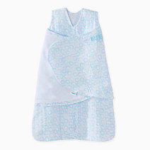 SleepSack Swaddle in Blue Circles by Halo