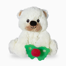 RazBuddy Razberry Teether in Bobby Bear by RazBaby